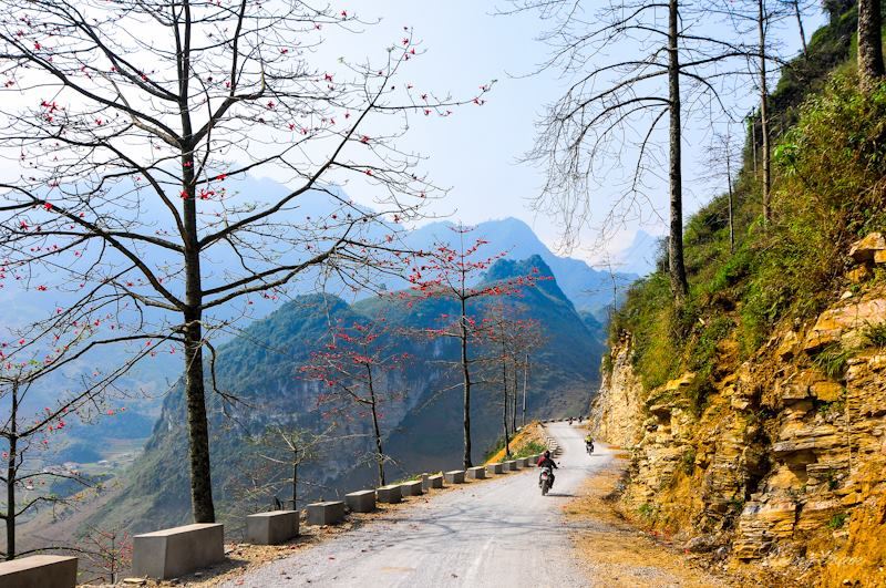Cung đường mùa xuân - Hà Giang
