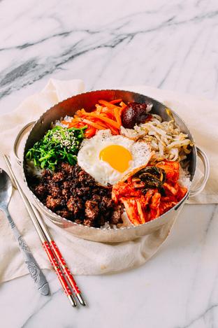 Lạ miệng với cơm trộn kiểu Hàn