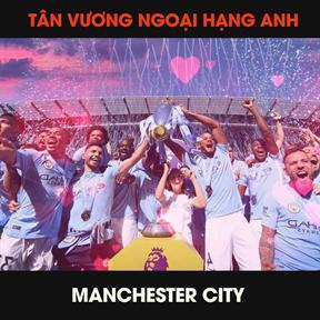 Chúc mừng Manchester City!!!