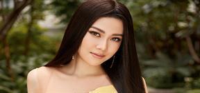Hoa hậu Thu Hằng tái xuất