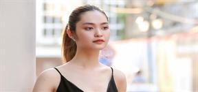Nông Thúy Hằng - thí sinh dân tộc Tày dự thi Hoa hậu Việt Nam 2020