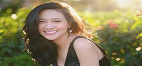 Lương Ánh My - Cháu gái Trang Nhung dự thi hoa hậu Việt Nam 2020