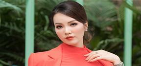 Nhan sắc 34 tuổi của Á hậu Thụy Vân